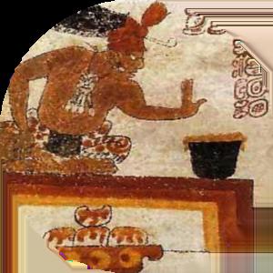 Mayas et chocolat