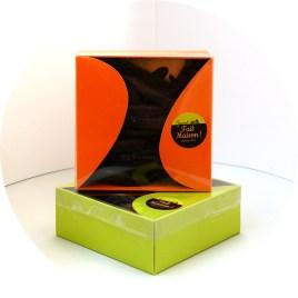 Boîte d'orangettes