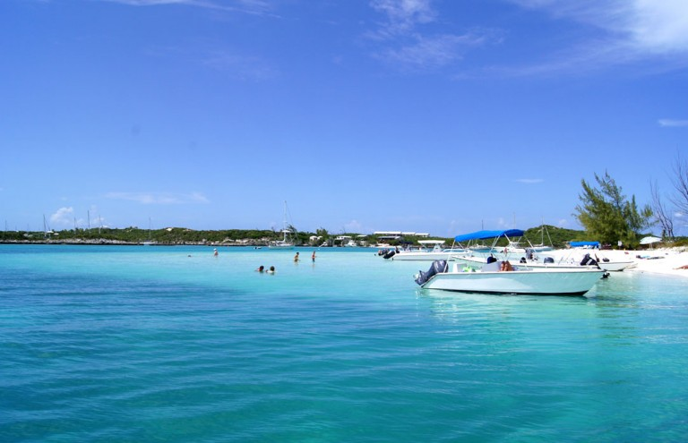 chat n chill in exuma with a boat rental