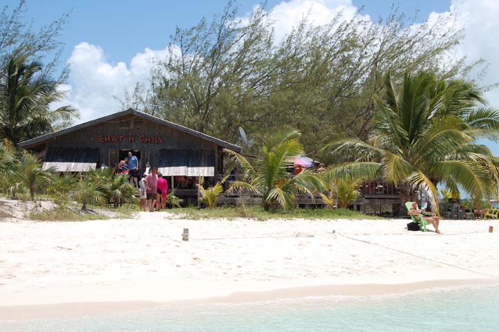 chat n chill on stocking island exuma