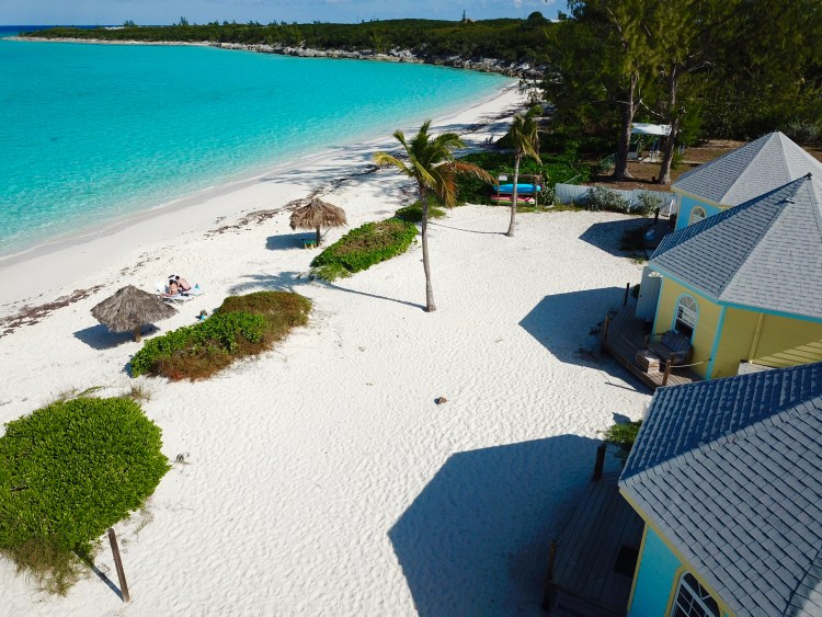 Ocean Front Cottage Paradise Bay bahamas