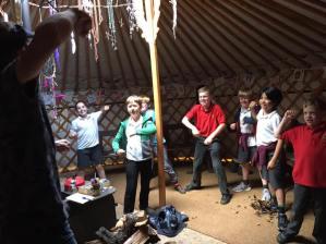 Wild Child Going Tribal Activities