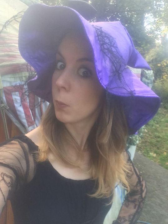 Paradise Cooperative Halloween Family Day Witch