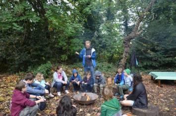 Wild Child Half Term Club Storytelling