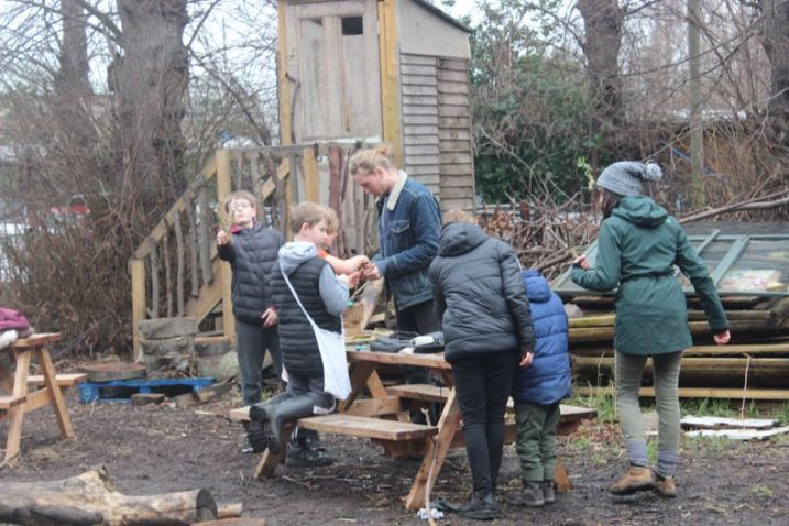 February Half-Term Wild Child Club 3