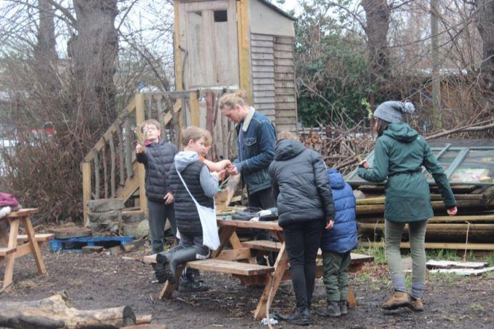February Half-Term Wild Child Club 3