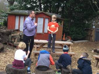 Wild Child Spring Celebration Learning