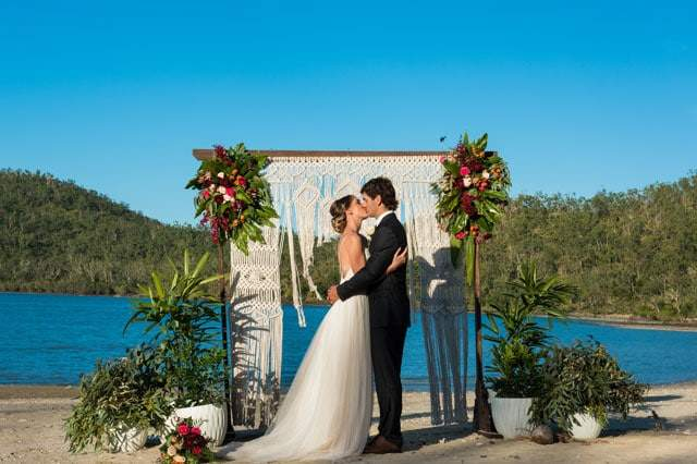 whitsundays wedding venue