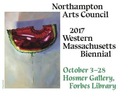 Northampton Arts Council Biennial Opening Reception