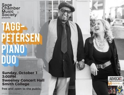 Kathleen Tagg/Andre Petersen Piano Duo: Where Worlds Collide