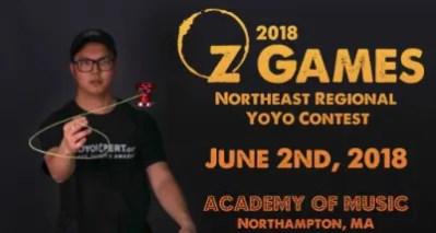 Northeast Regional Yo-Yo Contest