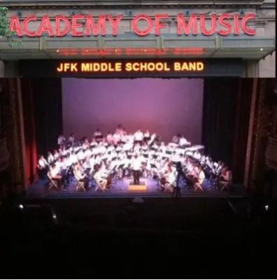 JFK Band Concert