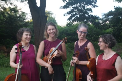 Afternoon Chamber Music with the Quark Quartet