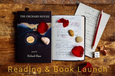 Richard Shaw: Reading and Book Launch