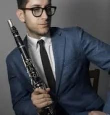 Northampton Jazz Workshop Featuring London based clarinetist Giacomo Smith