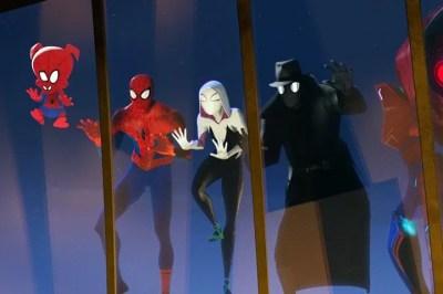 Postponed. Spider-Man: Into the Spider-Verse
