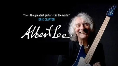 Albert Lee at the Iron Horse