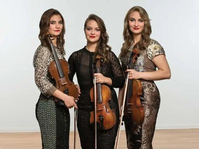 The Quebe Sisters at the Iron Horse