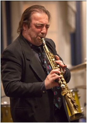 Northampton Jazz Workshop featuring saxophonist Greg Abate