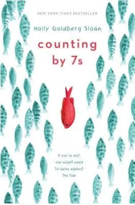 Virtual Middle Grade Book Club: Counting by 7s by Holly Goldberg Sloan