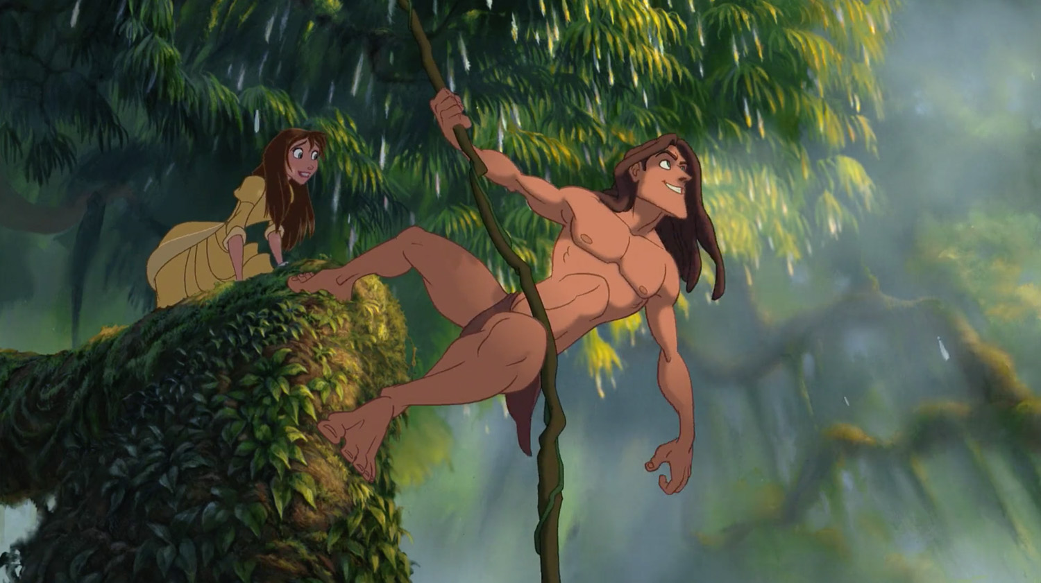 Image result for tarzan disney movie stills