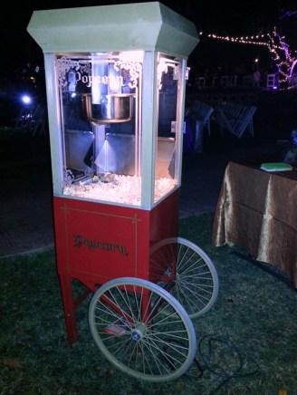 Popcorn Machine by Allies Party Rentals