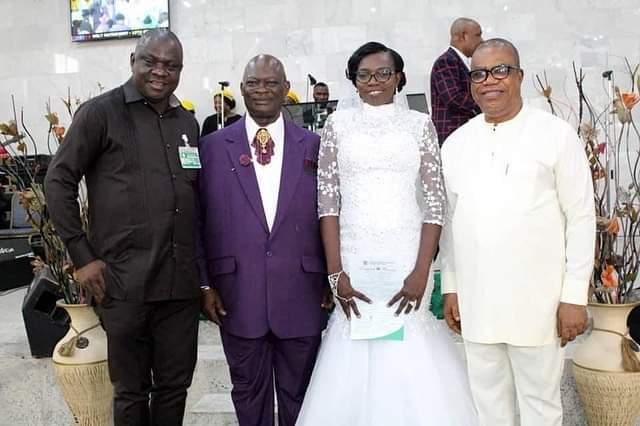 Photos from C'River Acting Chief Judge's wedding, as he remarries 2
