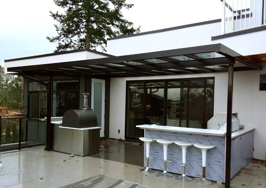 vancouver island patio cover installers