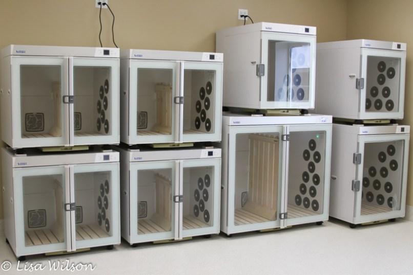 Vuum dryer system