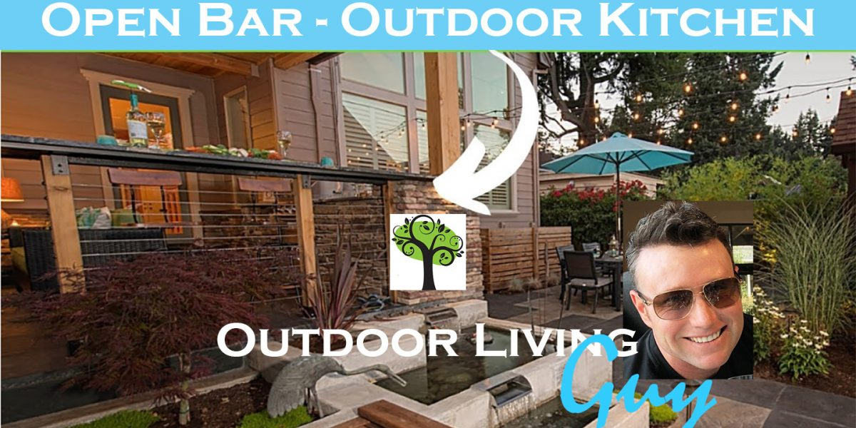 Outdoor Kitchen Bar Ideas Archives Paradise Restored Landscaping