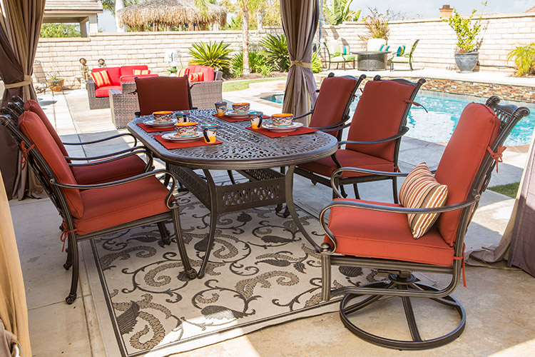 paradise spas outdoor living