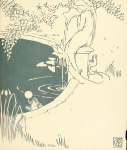 Crane_The frog prince-08