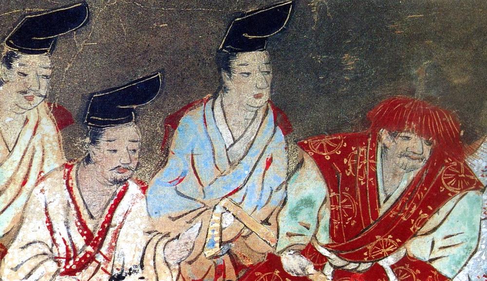 祇園祭礼図屏風(出光美術館)