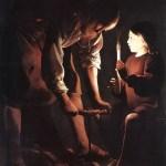 ジョルジュ・ド・ラ・トゥール『大工の聖ヨセフ』