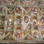 ミケランジェロ『システィーナ礼拝堂天井画』
