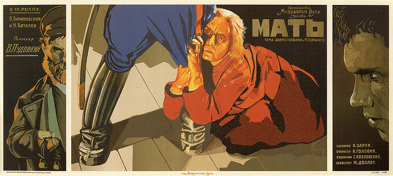 Bograd-Mother_1926_poster