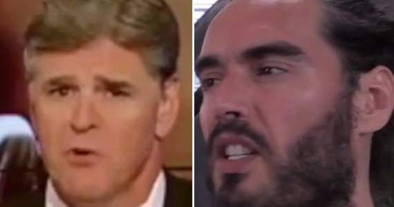 Sean Hannity, Russell Brand, and the meaning of violence