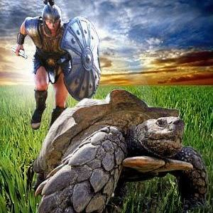 Zeno's paradox of motion – part 1 (Achilles and the tortoise)