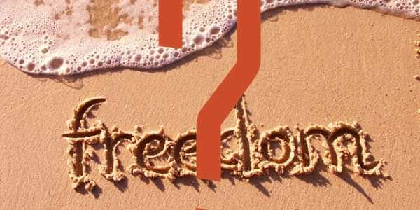 The paradox of freedom – a response