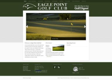 Eagle Point Golf Course
