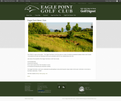 Eagle Point Mens Club - Eagle Point Golf Course