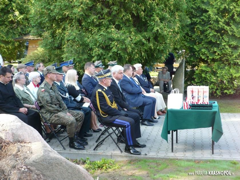 48 100-lecie Powstania Sejnenskiego w Krasnopolu