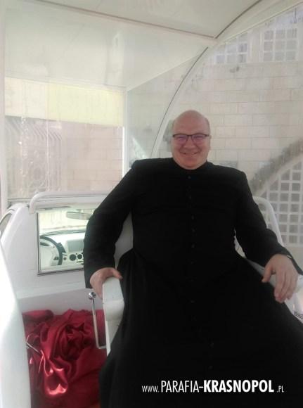 2020.01.22 W Papa Mobile Ojca Świętego Franciszka