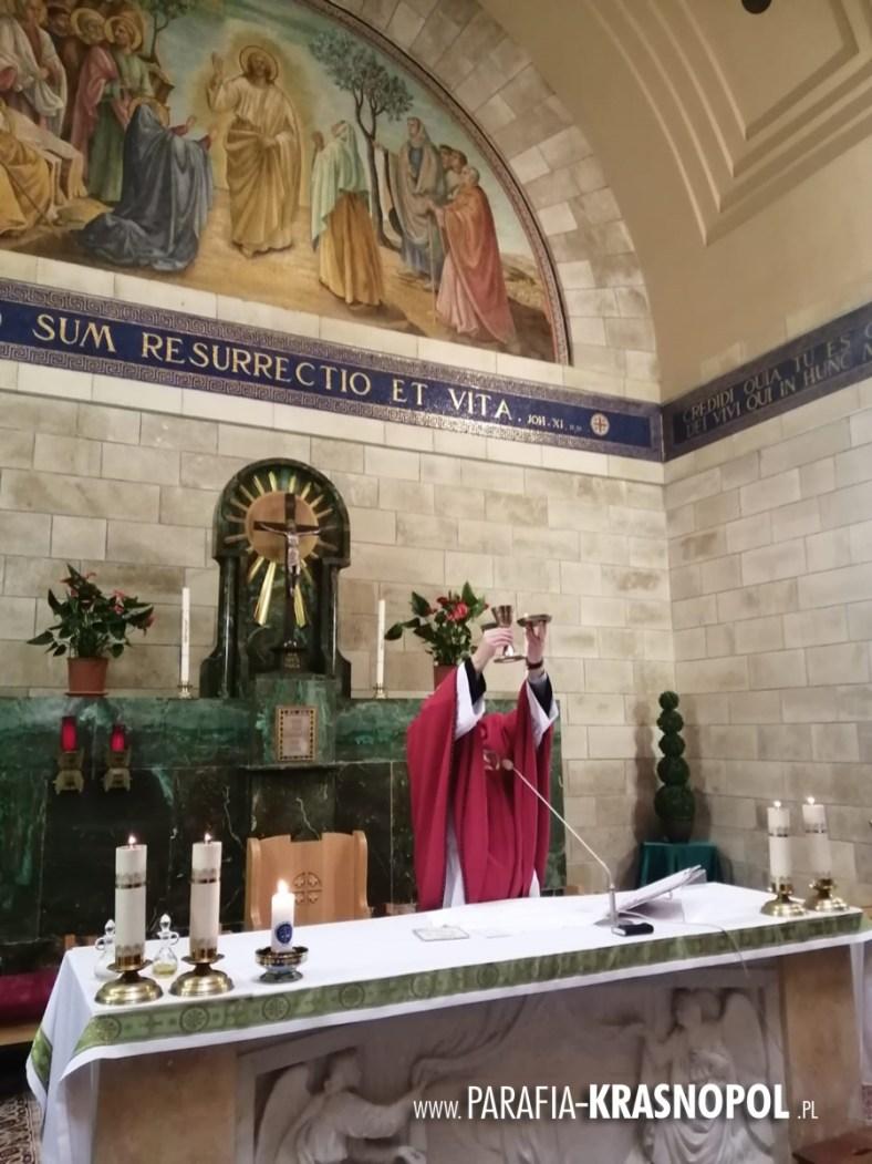 2020.01.31 Msza Święta w Betanii