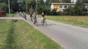 Wycieczka rowerowa do Taczowa 2016