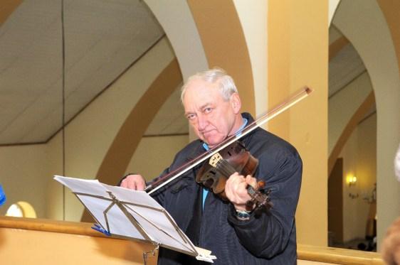 Nowy dyrygent chóru - p. Władysław Banaszak