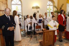 Chórek parafialny Gloria