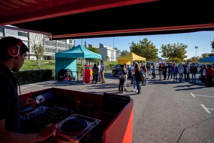 SEAT IBIZA UNIVERSITY TOUR DJ EVENTO