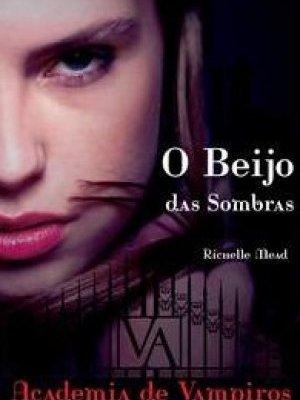 capa do livro O Beijo das Sombras