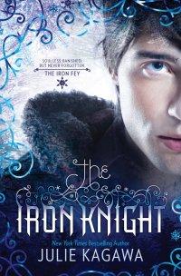 capa do livro Cavaleiro de ferro